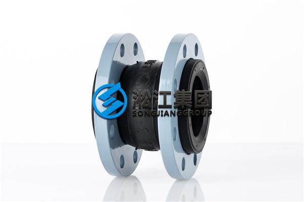 耐高温橡胶接头-热电联产项目配套脱硫脱硝处理